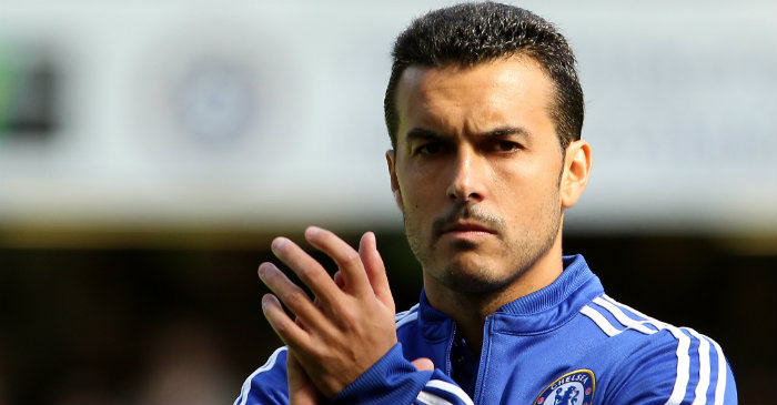 Formation the key for Pedro – Conte
