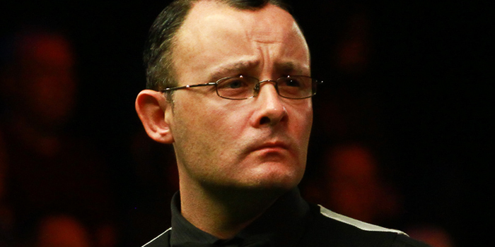Gould beaten by four-time champion Higgins at Crucible