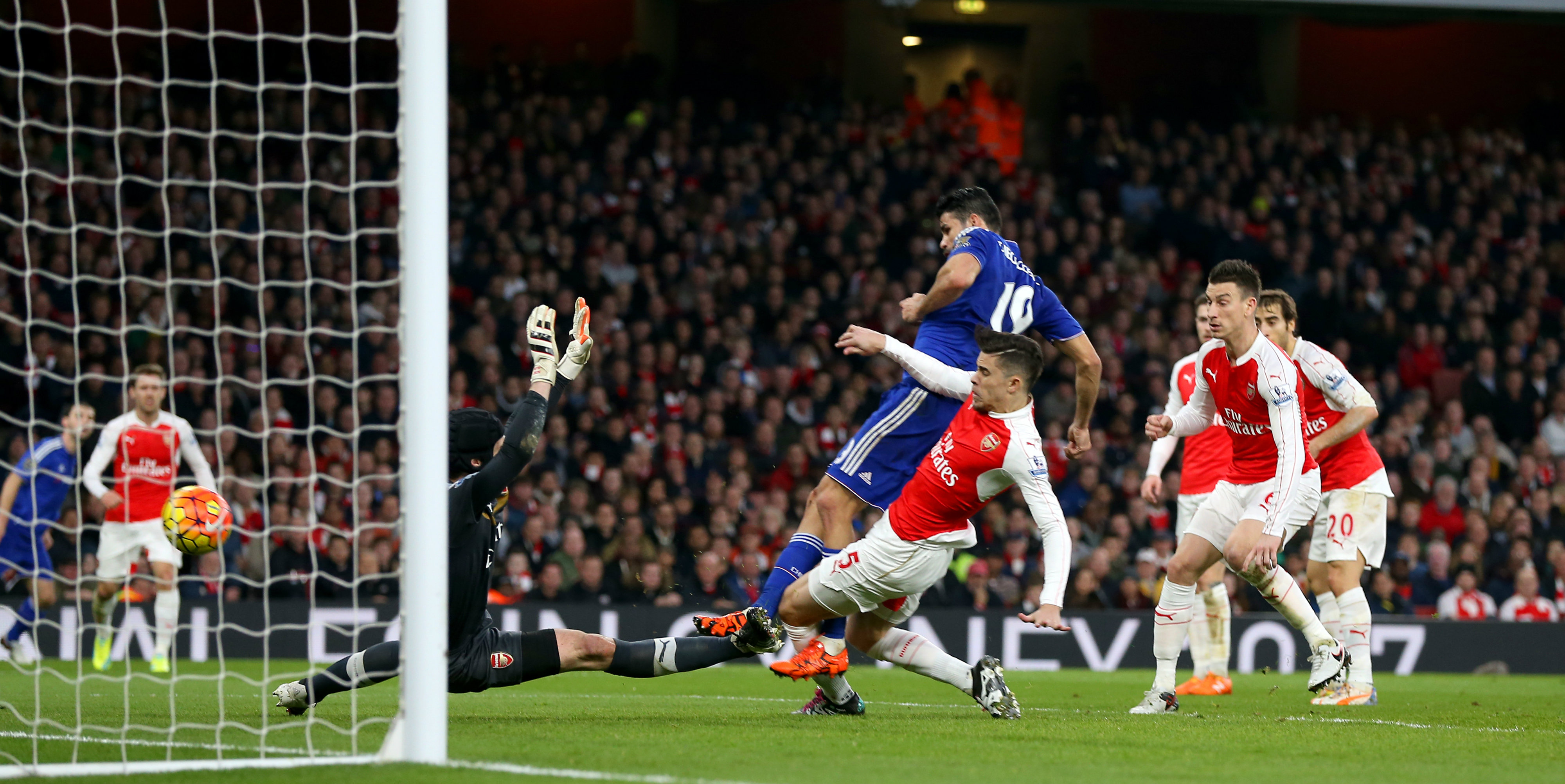 Diego Costas goal gave Chelsea another win against Arsenal last weekend