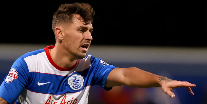 QPR defender Hall suffers injury setback
