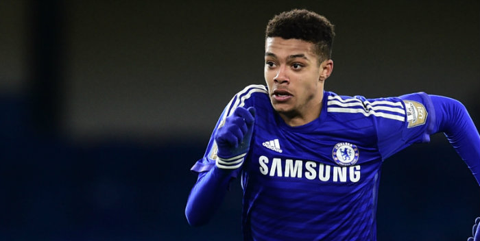 Jake Clarke-Salter captained Chelsea at the Academy Stadium