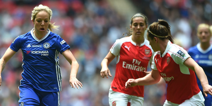 Women's FA Cup final – as it happened