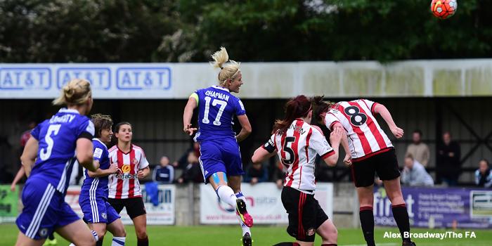 Chelsea Ladies hit back to beat Sunderland
