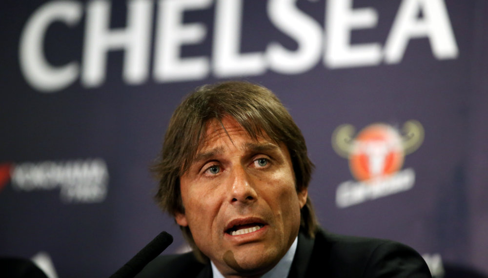 Conte on Pedro, Morata, Wenger's comments and Chelsea's search for players