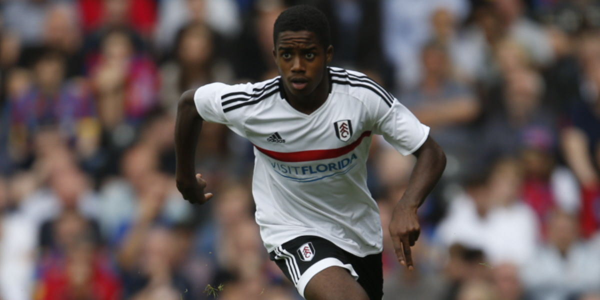 Fulham reject offer from Spurs for Sessegnon