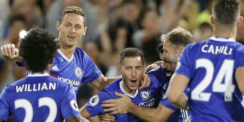 Hazard should keep unselfish streak – Conte