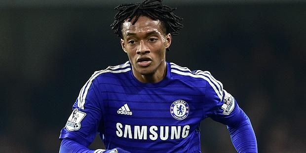 Chelsea confirm Cuadrado's Juventus move