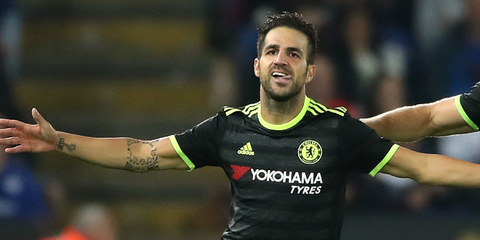 Conte again insists he wants Fabregas to stay
