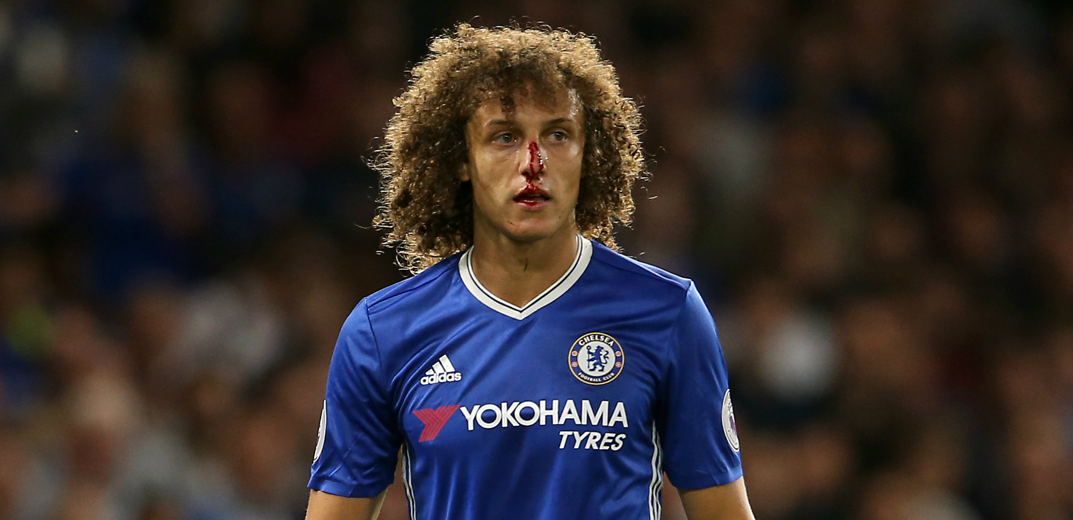 Luiz challenged to maintain fine form