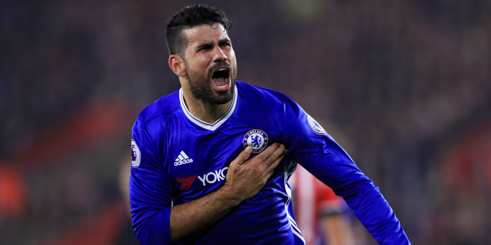 Costa available and wants to stay at Chelsea – Conte