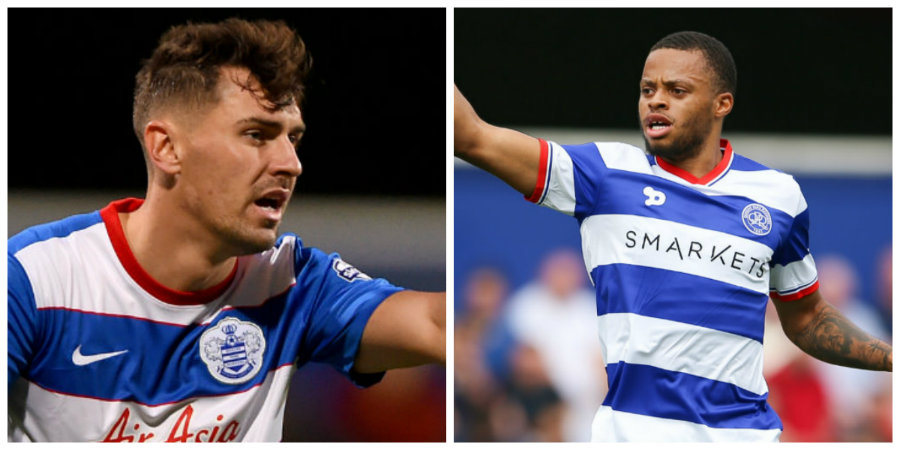 Hall and Cousins play in QPR Under-23 match
