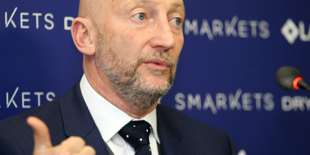Holloway bullish ahead of derby encounter