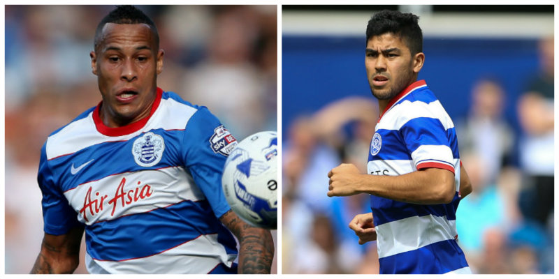 QPR: Luongo and Chery