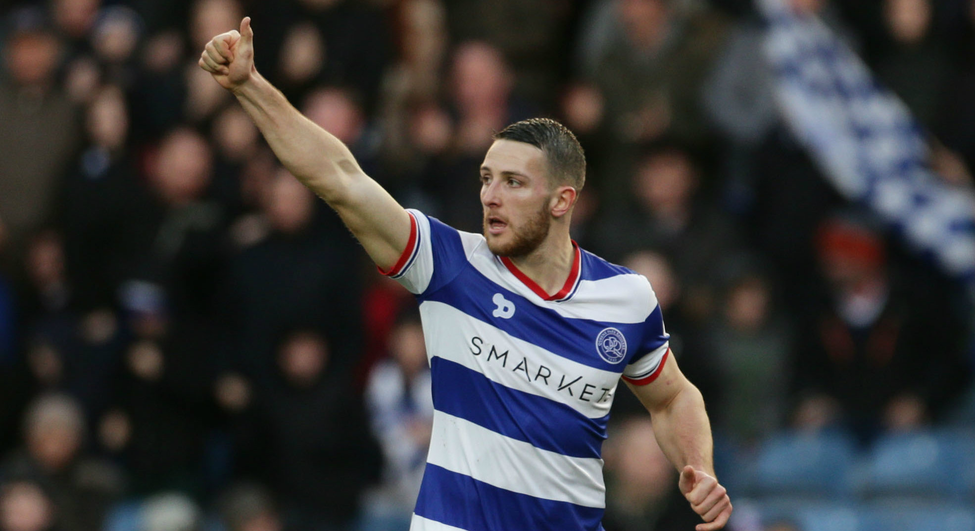 Washington inspires QPR to victory