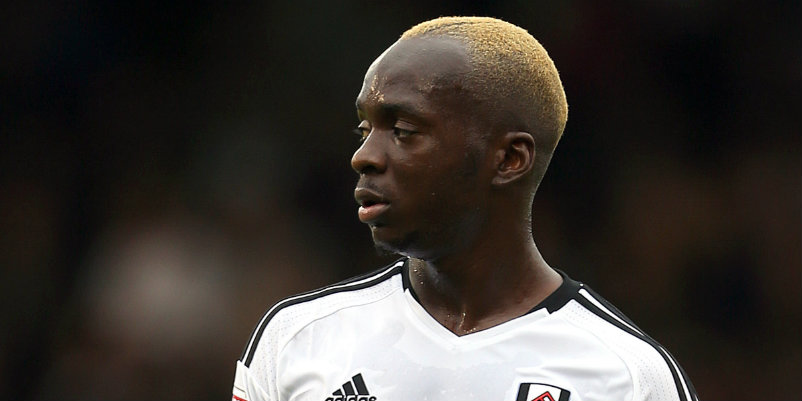 Kebano earns Fulham a point at Cardiff