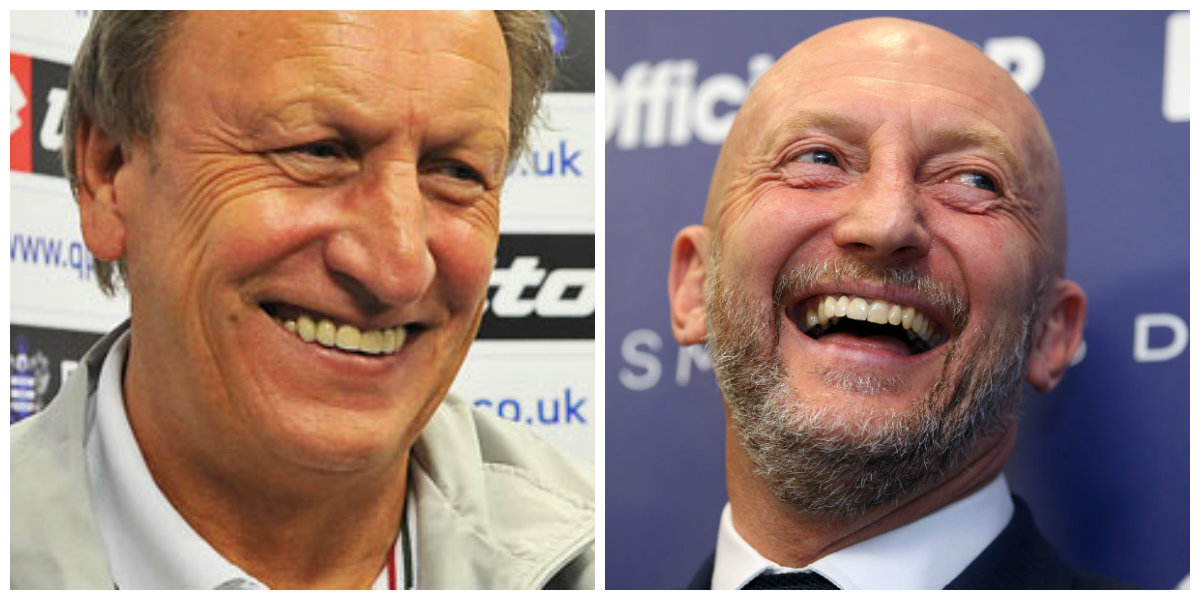 Warnock on QPR: It's long ball all the time now