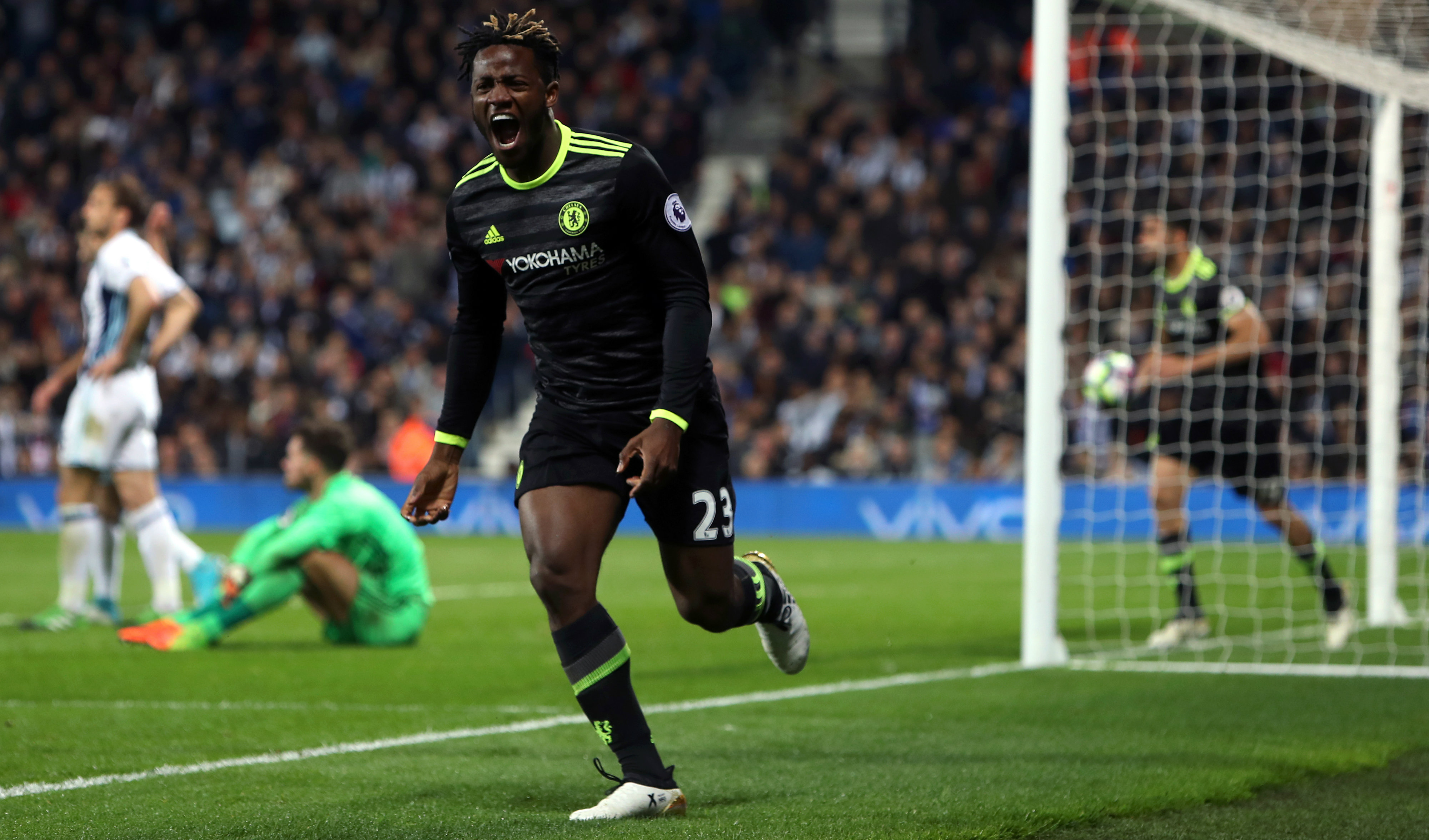 West Brom v Chelsea player ratings