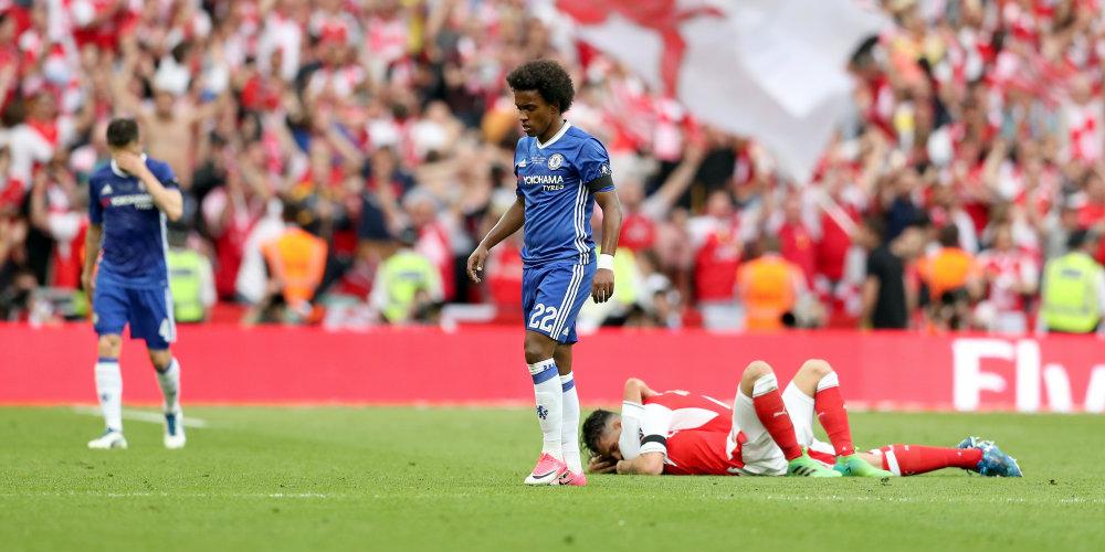 Chelsea v Arsenal player ratings
