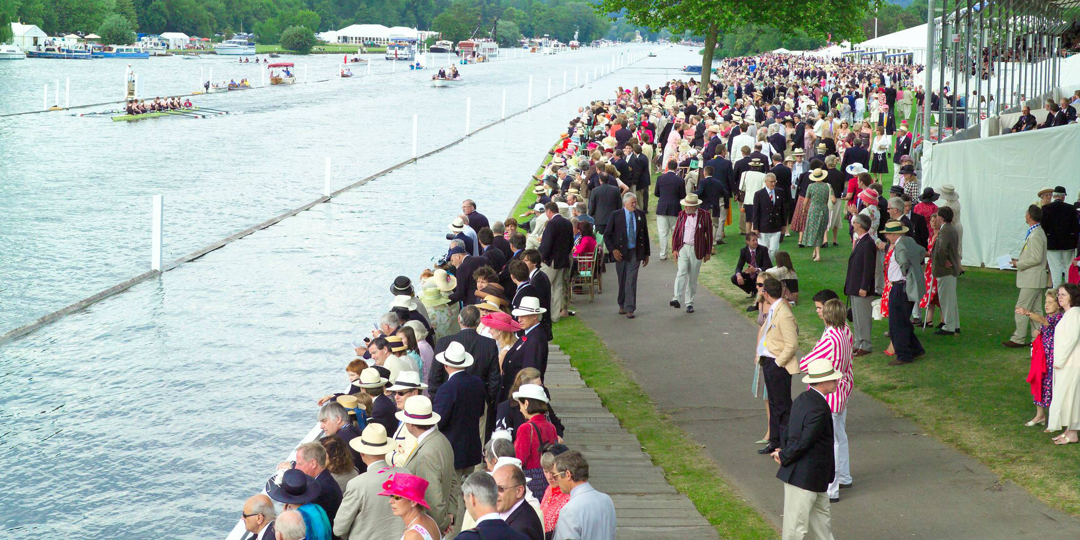 Victories at Henley for Thames and Imperial