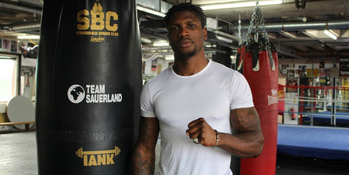 Cruiserweight prospect Lawal signed by Sauerland