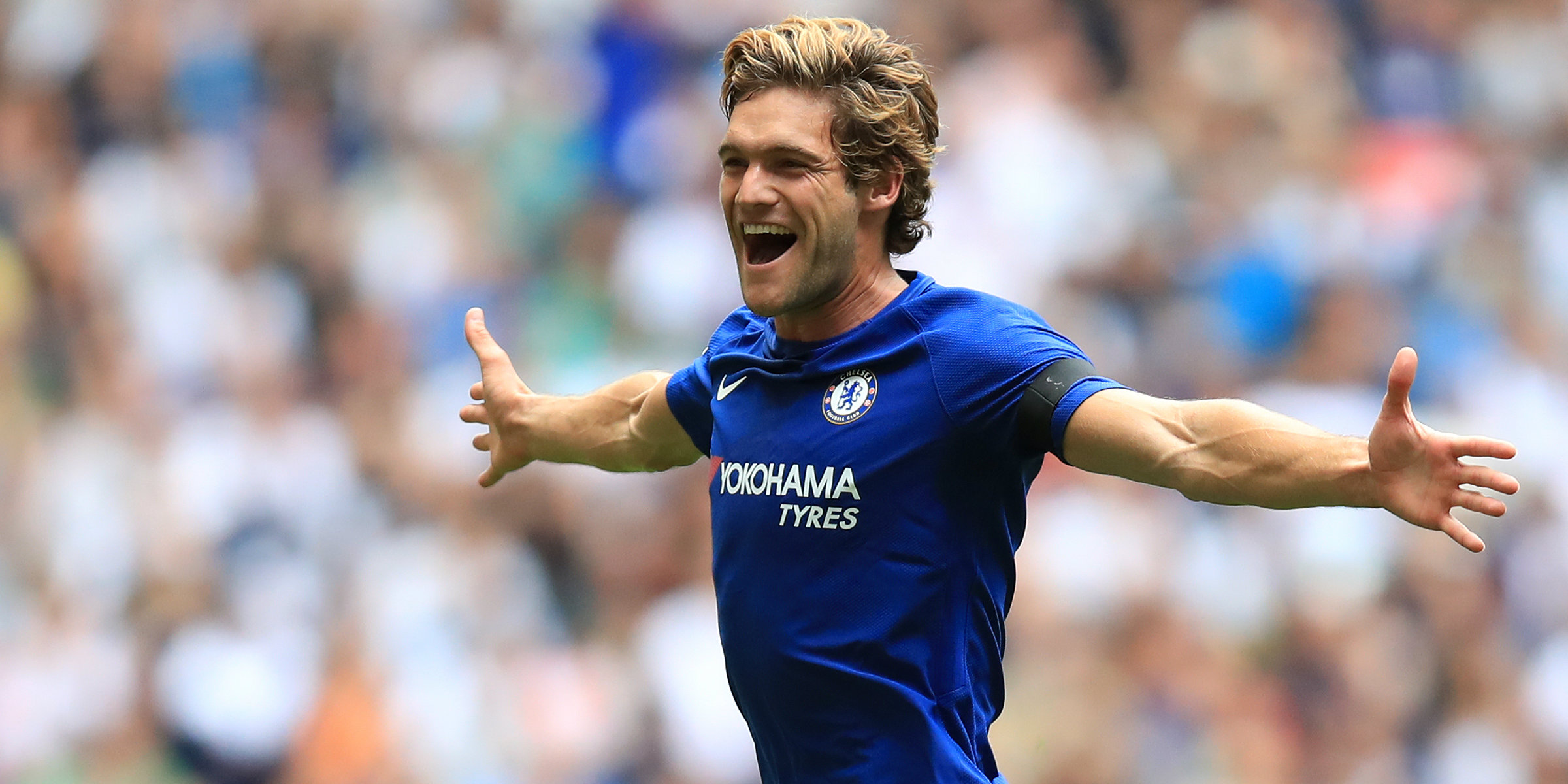 Late Alonso goal gives Chelsea victory at Wembley