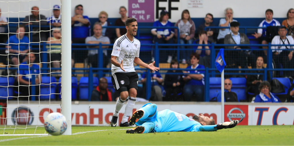 Ipswich v Fulham player ratings