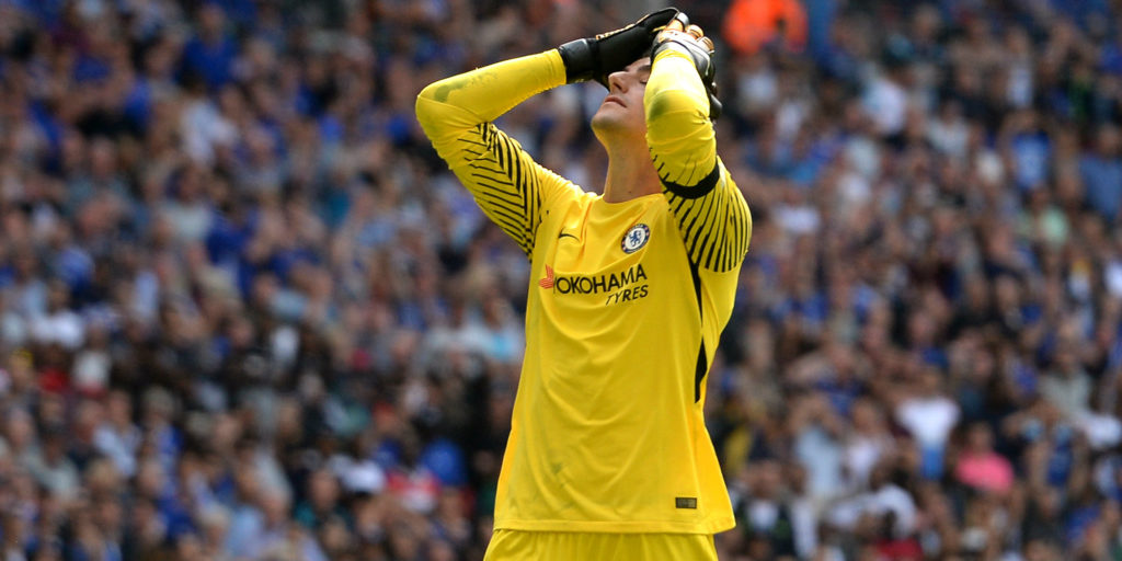 Lacklustre Chelsea beaten by West Ham