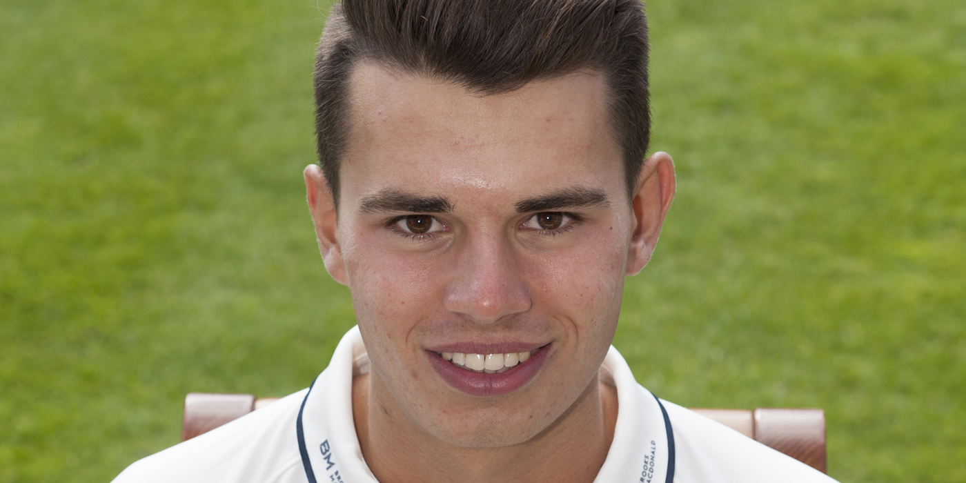 Holden aims to be Middlesex's next homegrown hero