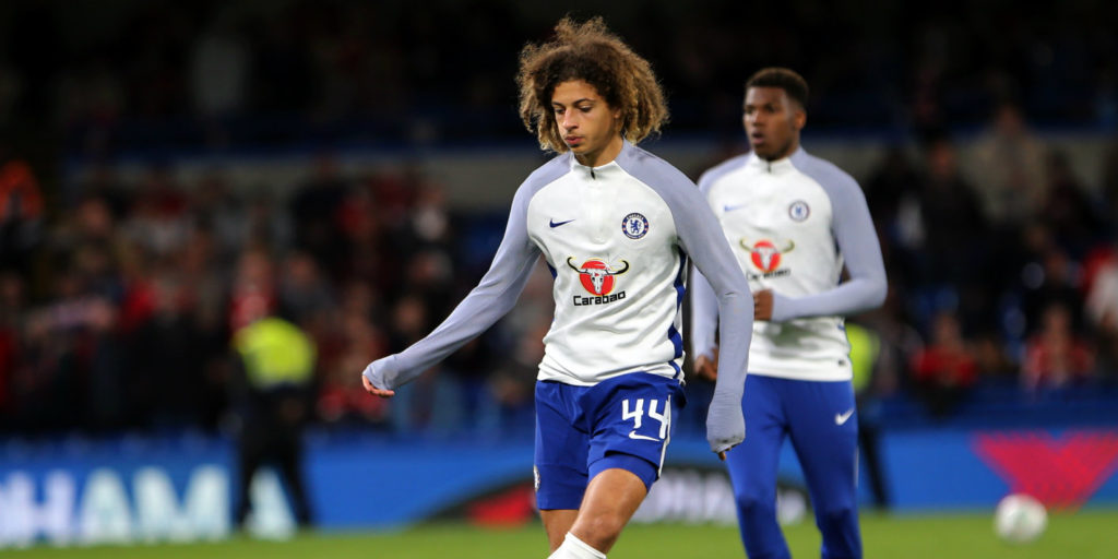 Conte sure he can count on Ampadu