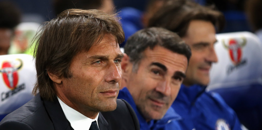 Conte responds to reports players are unhappy with his methods