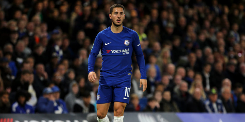 Two for Hazard as Chelsea see off West Brom