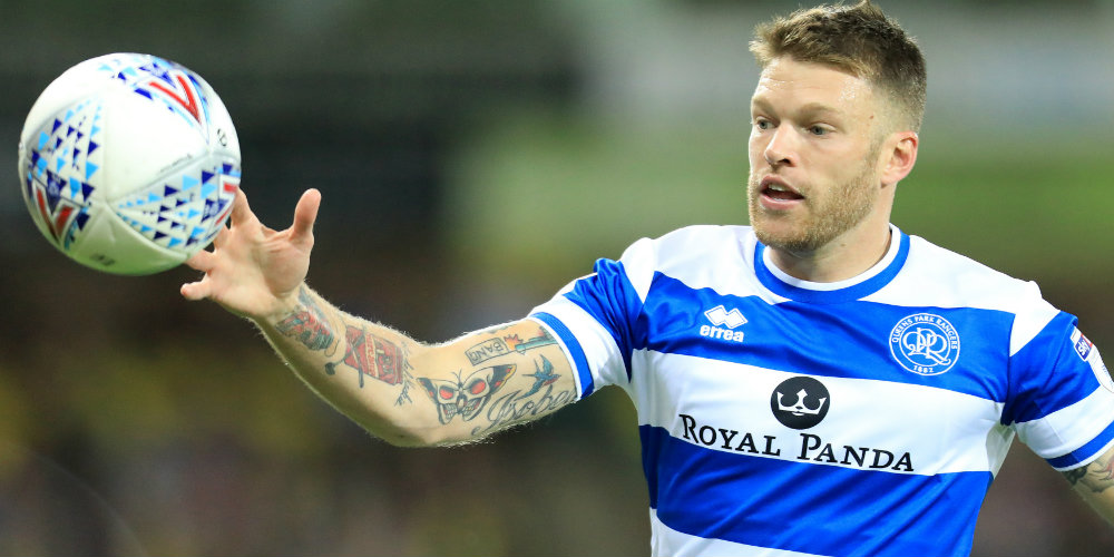 QPR's Mackie faces up to three months out