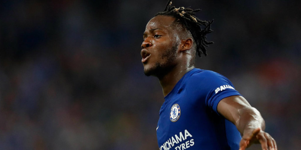 Batshuayi 'in contention to play' despite doubts over future