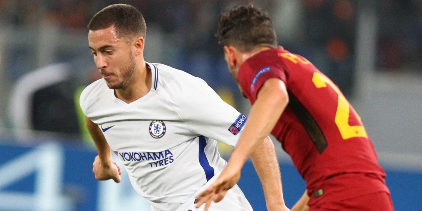Roma v Chelsea player ratings