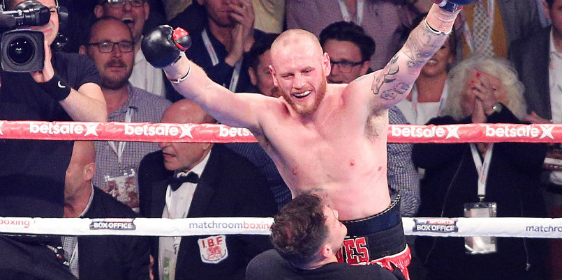 Groves destroys Cox in world title clash