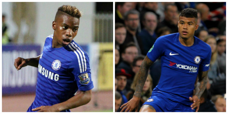 Musonda and Kenedy will play in Chelsea cup game