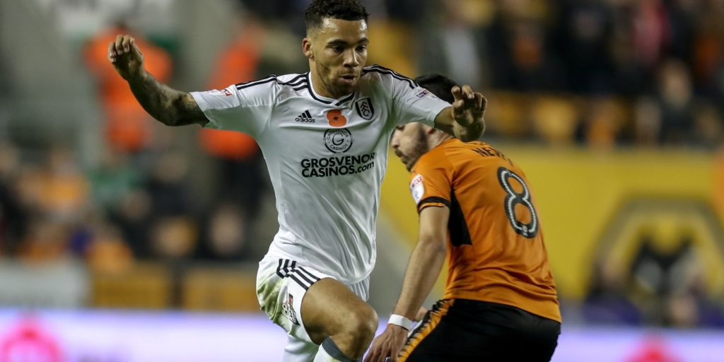 Fulham resume contract talks with Fredericks