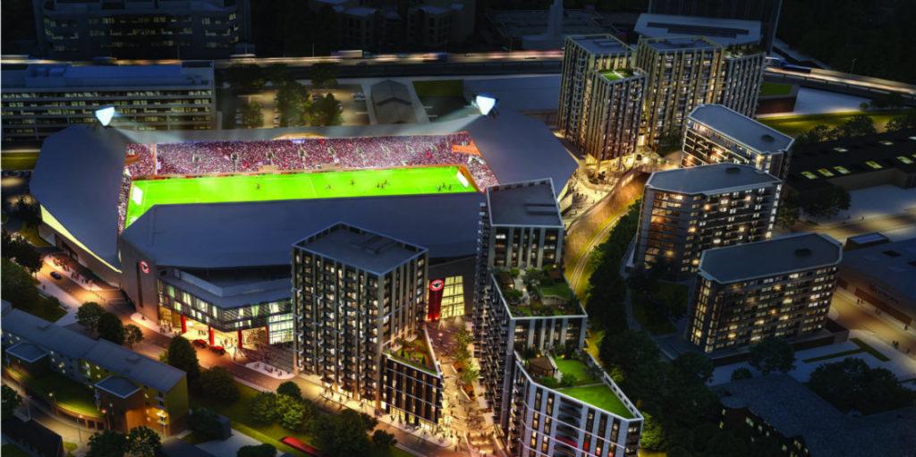 Council approve Brentford's stadium plans