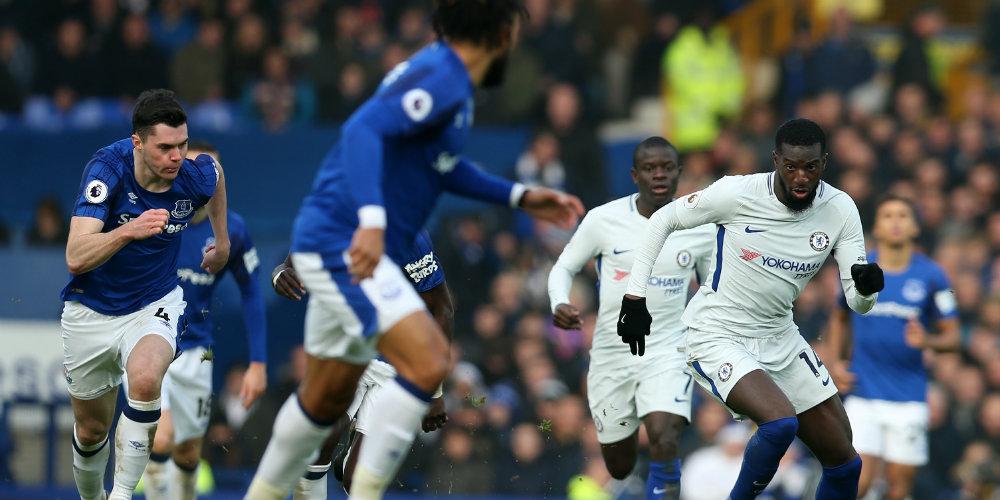 Everton v Chelsea player ratings