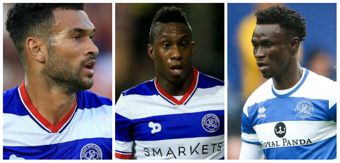 Close to their FFP limit, QPR want at least three out in January