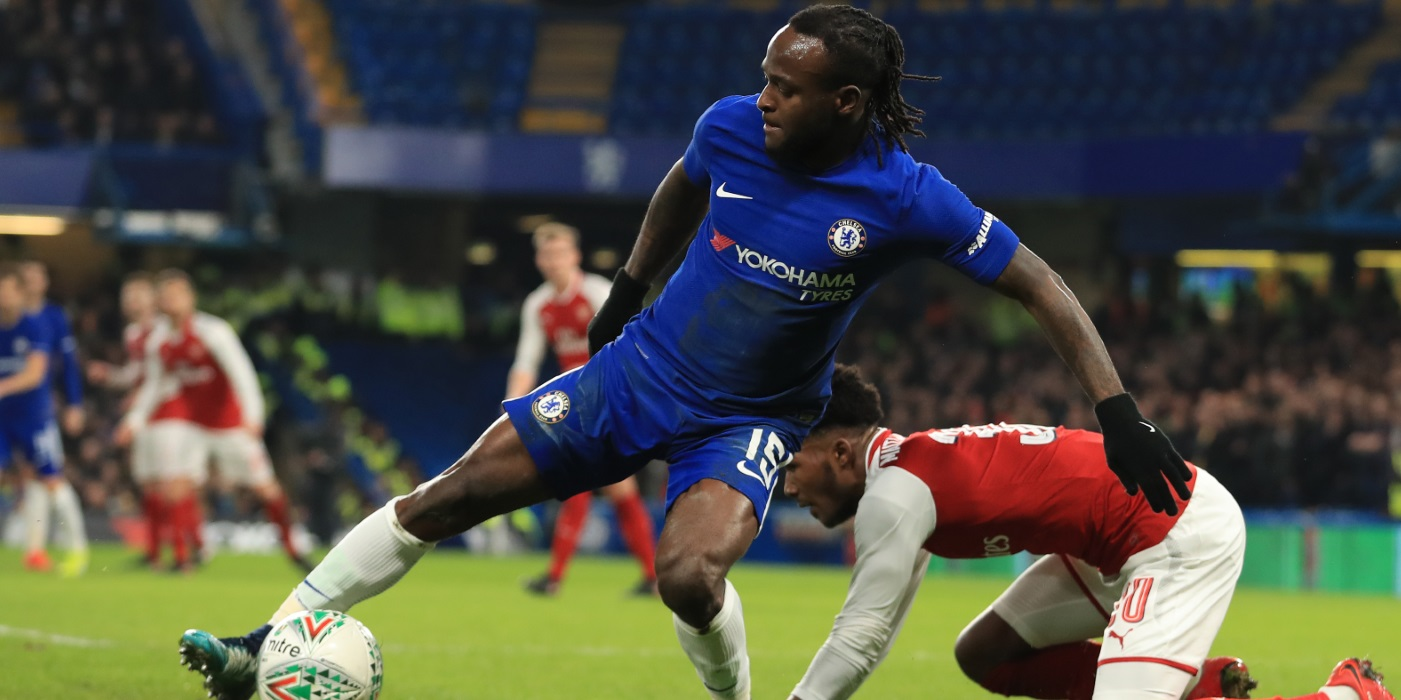 Chelsea held by Arsenal in Carabao Cup semi-final