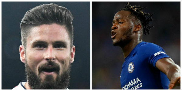 Giroud completes Chelsea move as Batshuayi joins Dortmund
