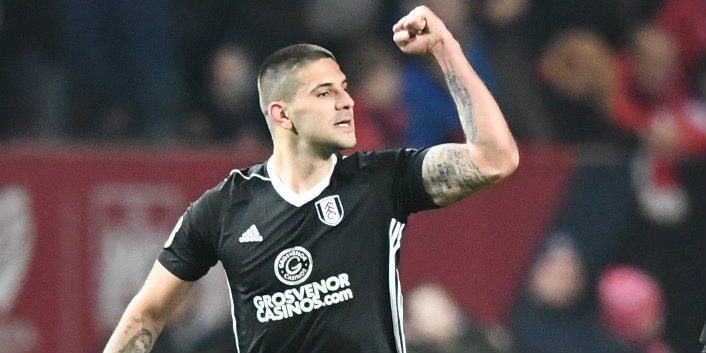 Mitrovic grabs injury-time winner for Fulham