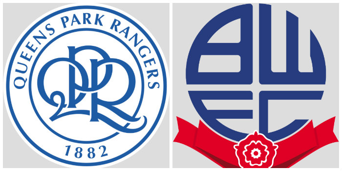 QPR v Bolton line-ups: Two Rangers changes as Luongo returns, Bolton duo out