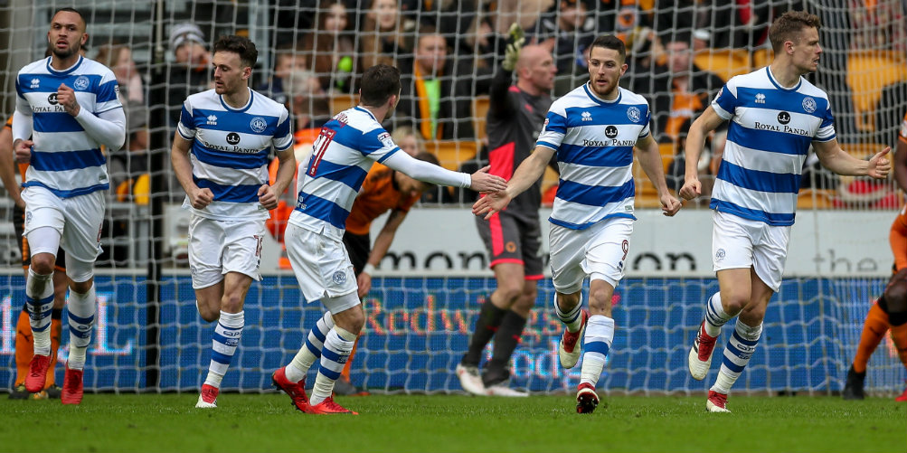 QPR lose at Wolves despite stirring second-half rally