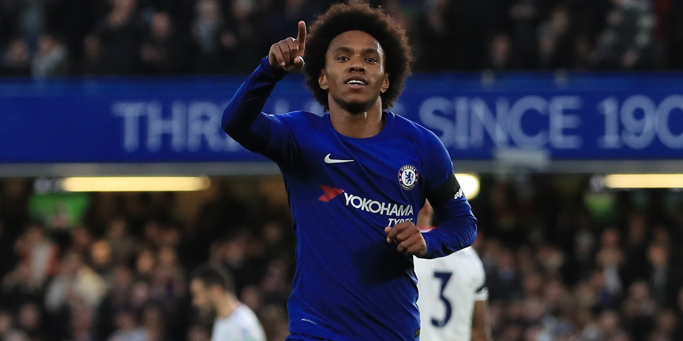 Chelsea bounce back by beating Palace