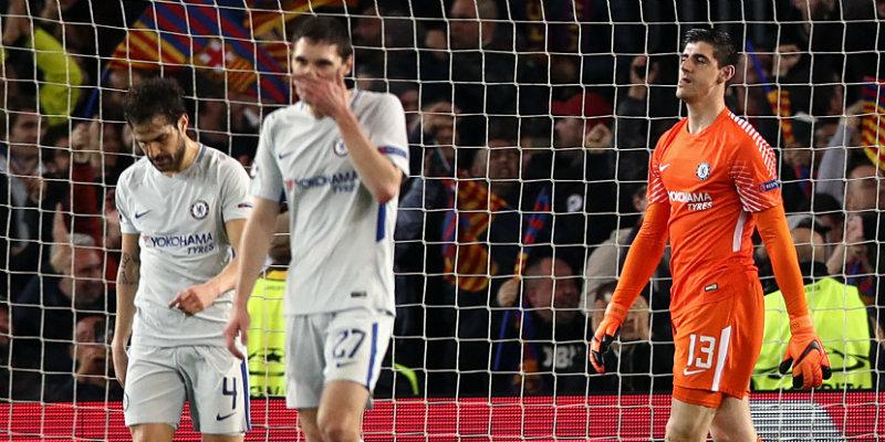Barcelona v Chelsea player ratings