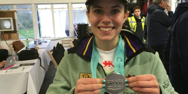 Shapter bows out after Cambridge's Boat Race triumph