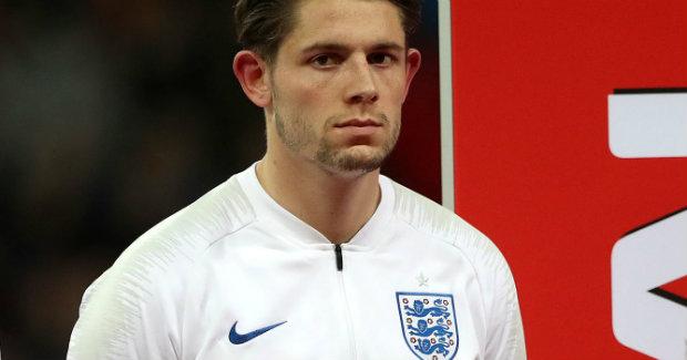 James Tarkowski slams VAR penalty call in England, Italy friendly