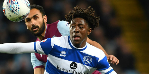 Holloway: QPR youngster Eze still has a lot to learn